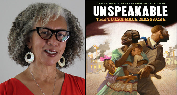 Multiple literary honors for N.C. children's book author