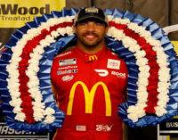 Bubba Wallace changes NASCAR landscape
