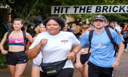 Wake's Hit the Bricks event raises six figures for cancer research