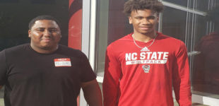 Jeremiah Scales: A new addition to the Wolfpack