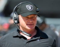 Gruden fired, but the problem still remains