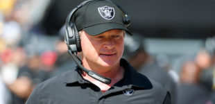 Commentary: Jon Gruden got caught. Who is next in sports?